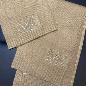 Michael Kors Scarf and Hat set